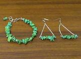 Bracelet & Earrings Set Gemstone 001.JPG