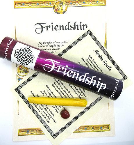 Scrolls Life Enchantments - Happiness & Friendship