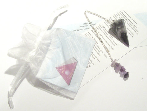 Pendulums  Gemstone  - Large