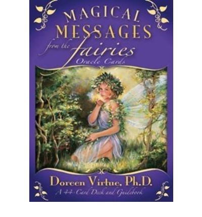 Cards Oracle Magical Messages from the Fairies