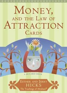 Money & the Law of Attraction Oracle Cards