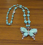 Turquoise Butterfly Necklace 003.JPG