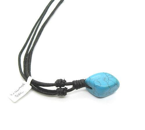 Necklaces Gemstone Zodiac with Adjustable Cords
