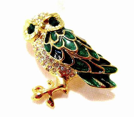 Brooch Crystal Costume Jewellery