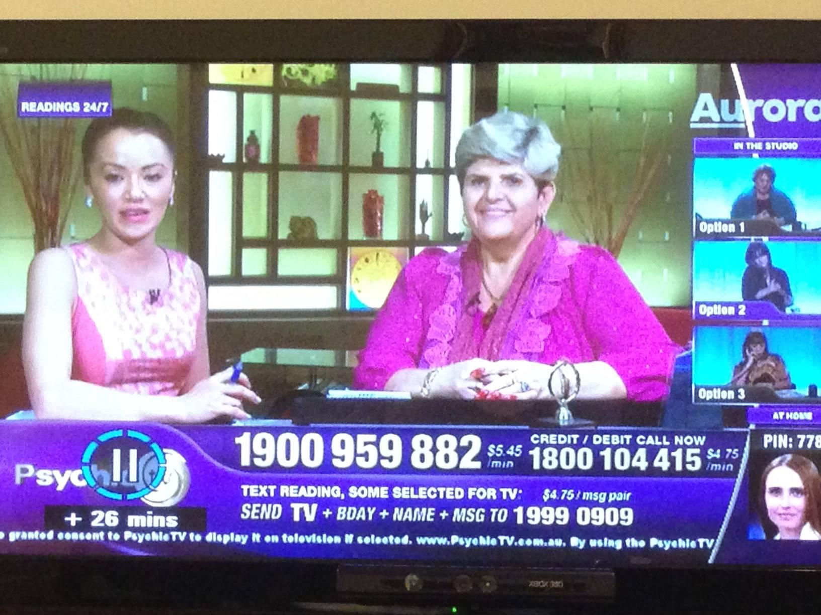 Psychic TV  -  www.portalvisions.com