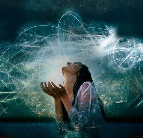 Psychic House Parties Spiritual Woman Platinum