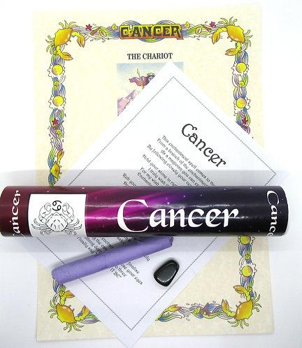 Scrolls Zodiac Enchantments - CANCER