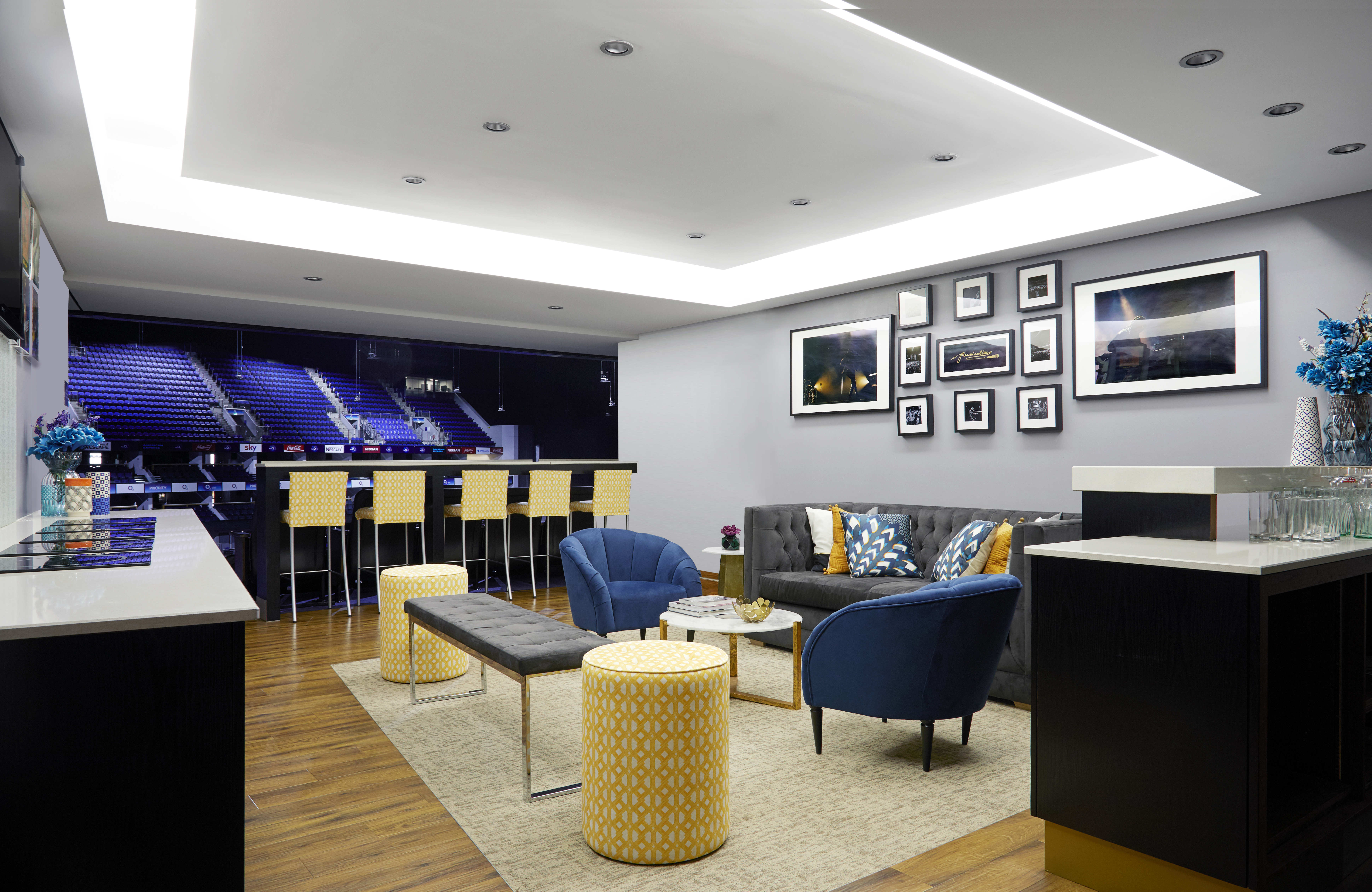 The O2 Arena, Vip Suite
