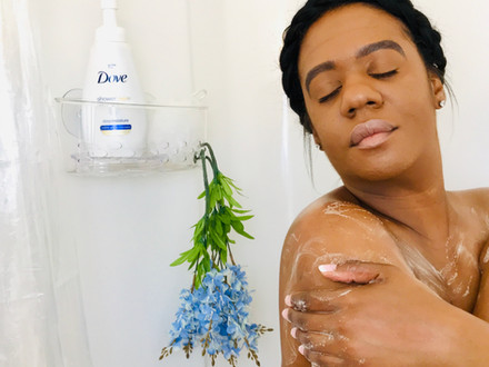 Beauty Buzz: Dove Shower Foam Deep Moisture Foaming Body Wash