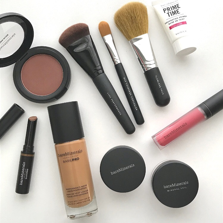 Flawless Complexion Kit & Extras