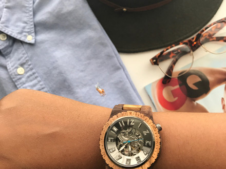 Give Dad the Gift of Swag with JORD Watches (Giveaway)
