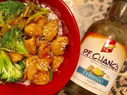 Quick & Easy Dinner with P.F. Chang's Home Menu