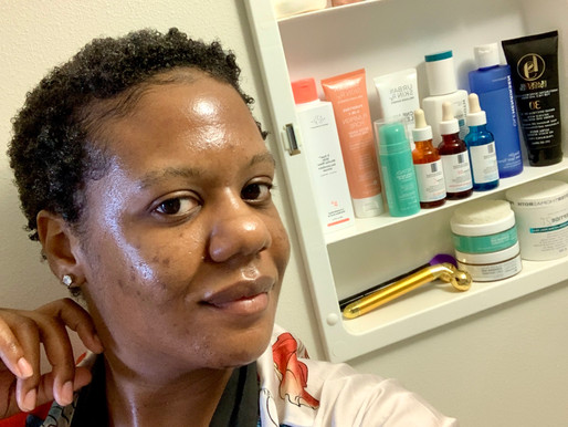 My SKINspiration Transformation: How I Developed A Consistent Skincare Routine During Quarantine