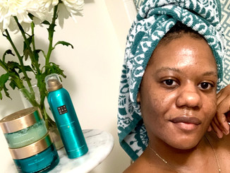 Beauty Buzz: My Daily Rituals with The Ritual of Karma Body Care Set