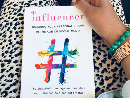 5 Things I Learned from Reading Influencer by Brittany Hennessy