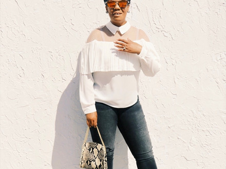 The Perfect White Top to Add to Your Closet