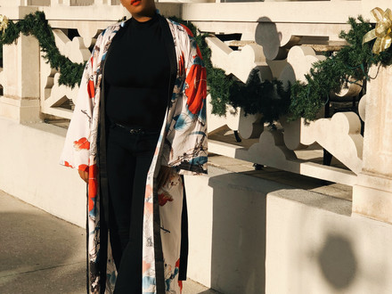 You Need A Kimono In Your Closet, Here's Why...