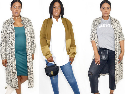 How to Style: Snakeskin Print