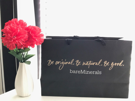 #BareMyStory with Bare Minerals