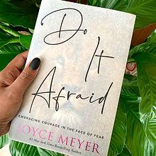 Do It Afraid Joyce Meyer absminspo ameri