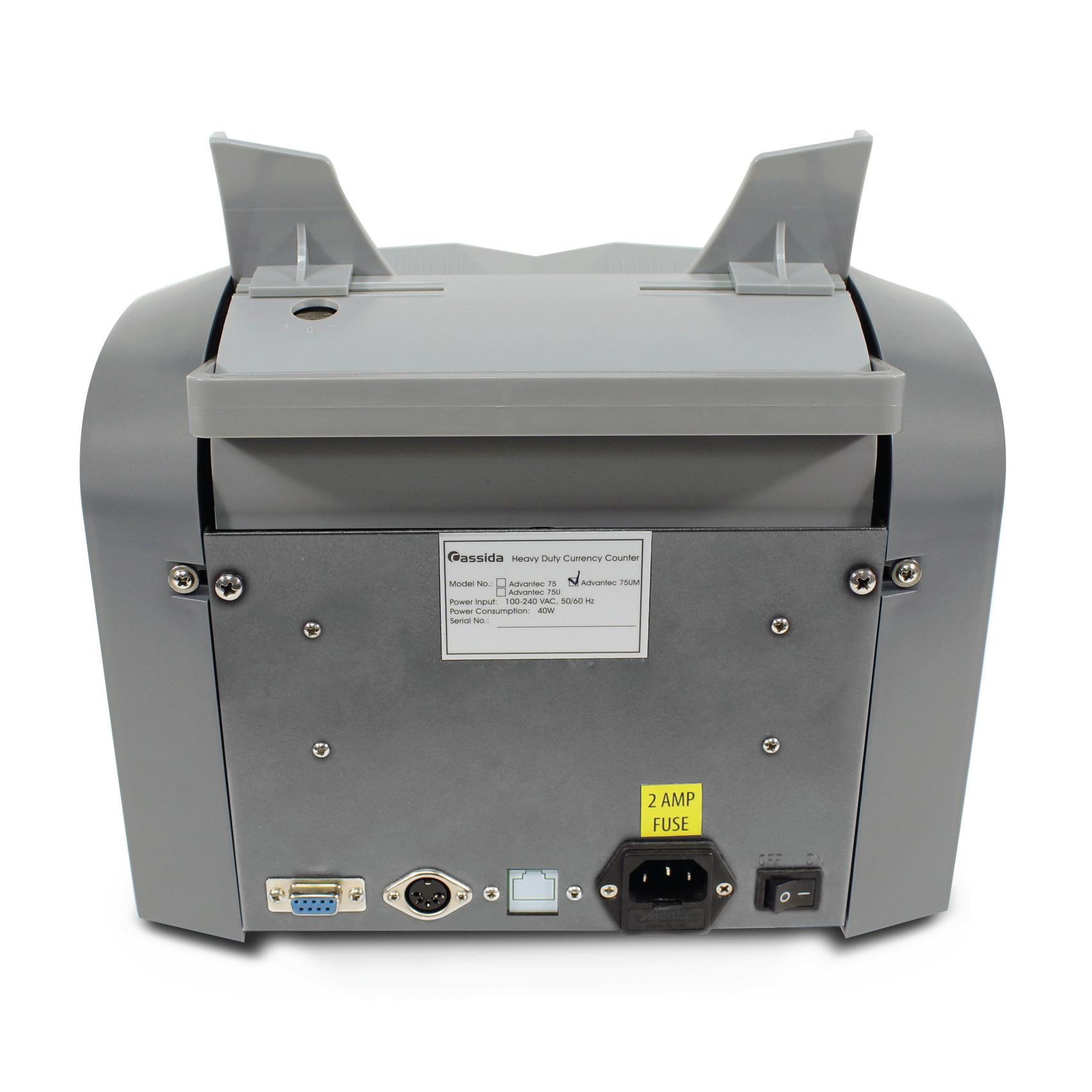 Advantec75 UV/MG
