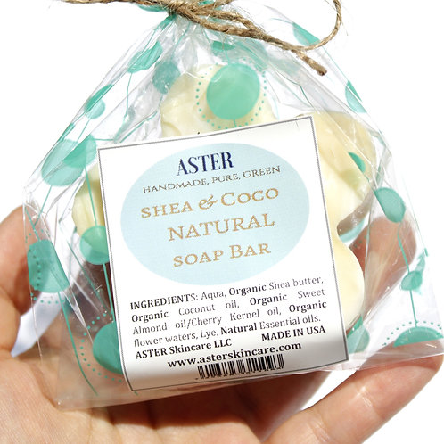 Natural Face Soap Bar