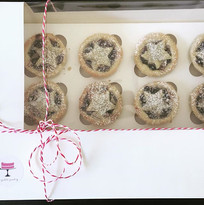 Mince Pies Boxed