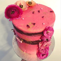 6 inch Raspberry Chocolate Cake