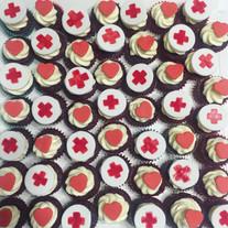 Personalised Mini Cupcakes