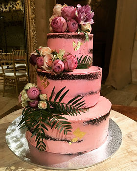 Wedding cake Mildura