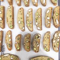 Almond & Pistachio Biscotti
