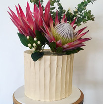 King Protea cake.JPG