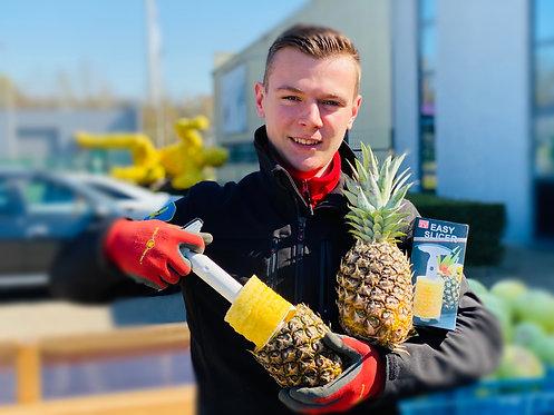 Pineapple Slicer Promotion plus Free sweet Pineapple