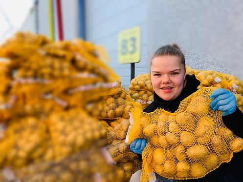 Aardappels Limburg 5kg. Pakket
