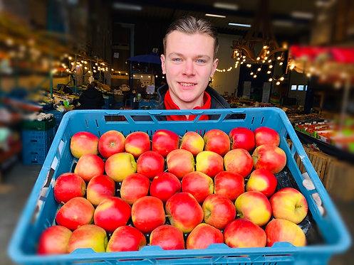 Elstar 7 kilo appels van eigen teler