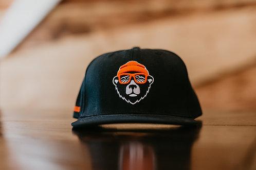 Bear Logo Black, Snapback