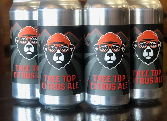 Tree Top-Citrus Ale, 4-Pack, 473ml cans
