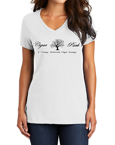 Cigar-Park Womans Tee