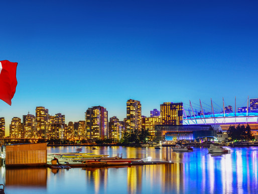 British Columbia invited 56 candidates under the BCPNP Tech