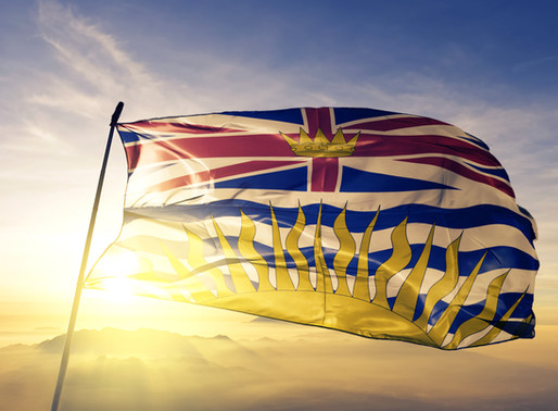 320 candidates got an invitation from British Columbia