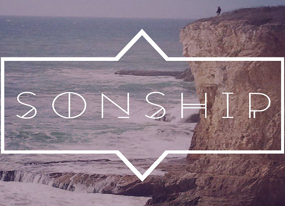 Sonship Series (MP3 CD/Audio) by Aaron Simmons
