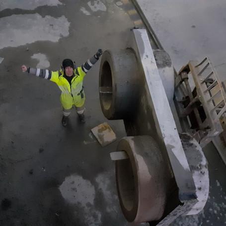 Vyproštění betonu