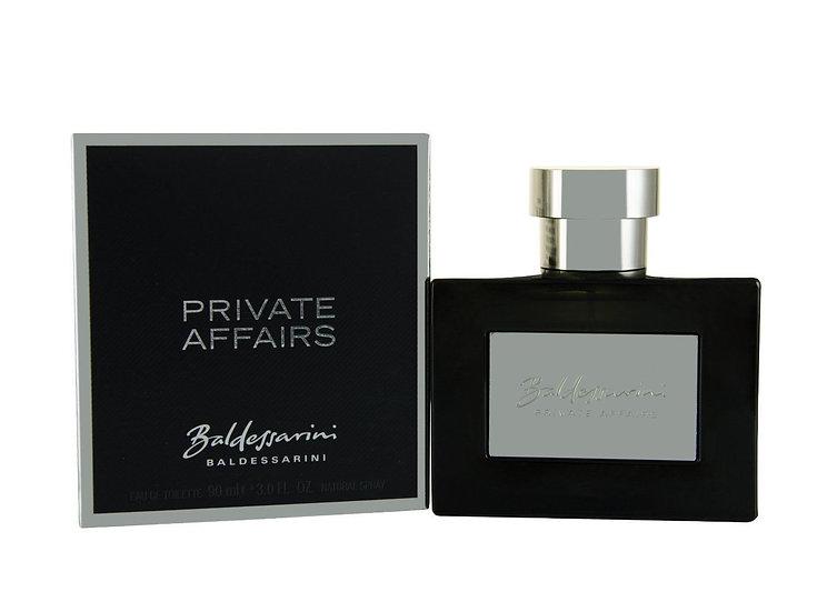 Baldessarini | Private Affairs | 90ml | E.D.T | בושם לגבר