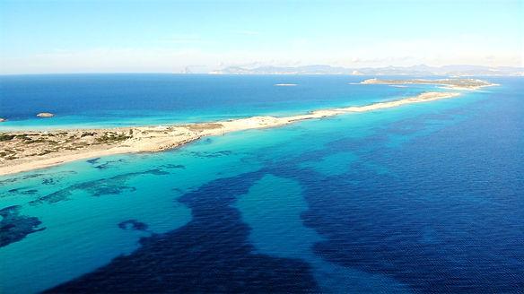 Playa de illetes - Formentera