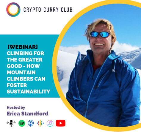 Climbing For The Greater Good - How Mountain Climbers Can Foster Sustainability with John All