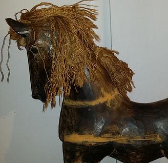 Wooden Horse 2