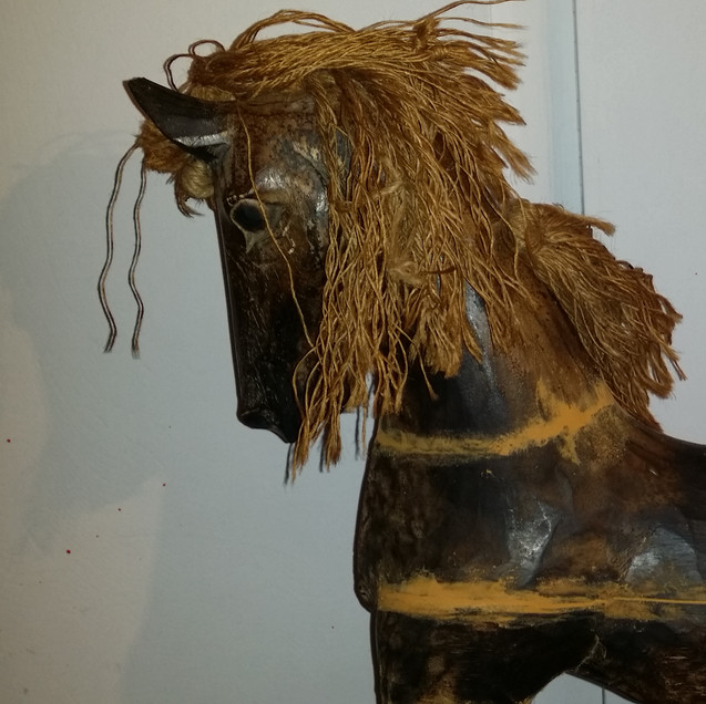 BEFORE: Wooden Horse