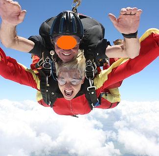 Thalita Goosen Skydiving
