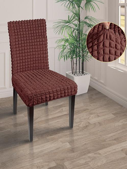 Чехол жатка на стул Шоколад