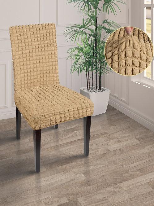 Чехол жатка на стул антик